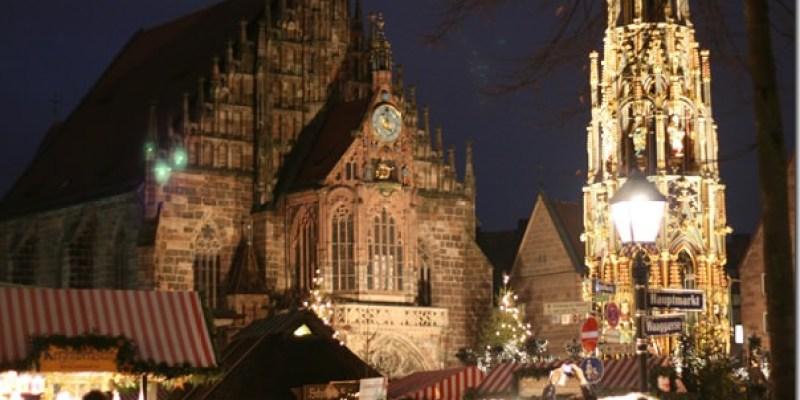 [德國旅遊] 紐倫堡: 整個老城區都是聖誕市集!