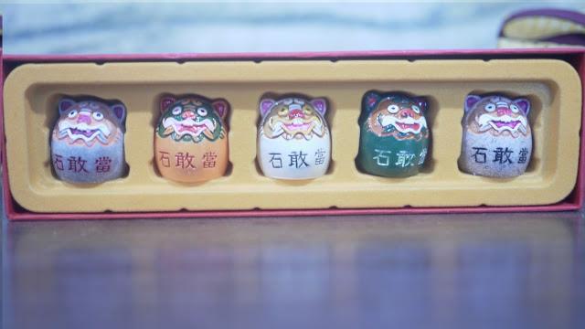 【金門深度旅遊】-金門紀念品-石敢當+美食