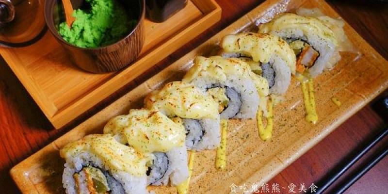 高雄美食 鳳山五甲區/箸福‧手作壽司丼飯-平價中的不平凡