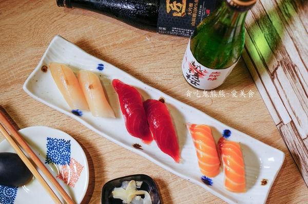 高雄前鎮區美食 典食盛津 生魚丼 壽司-誰說吃日本料理很貴呢?這家用心準備食材價格合理