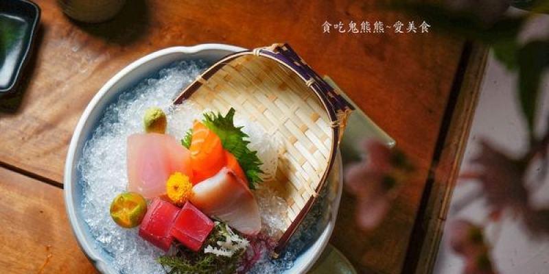 高雄美食 新興區/合掌屋壽司-多道創意巧思特別料理,來嚐嚐不同以往的日式料理吧