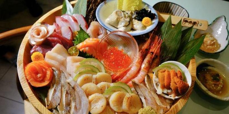 高雄美食 左營區/愛玩客節目介紹的宇兵衛-壽司 · 丼飯專賣店