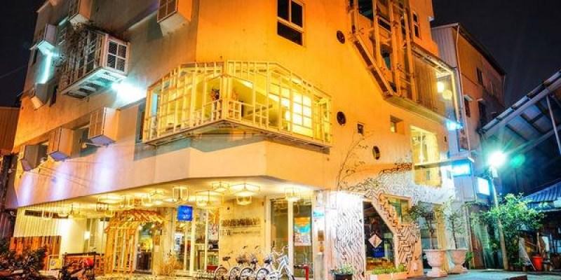 台南住宿  佳佳西市場旅店(已歇業)