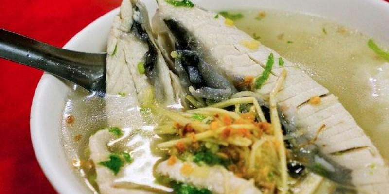 【美食】台南  永通虱目魚粥