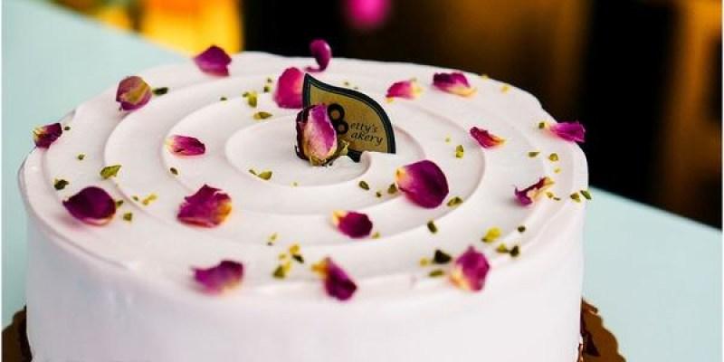 【美食】高雄  點嚐法式烘焙~玫瑰覆盆子蛋糕(已歇業)