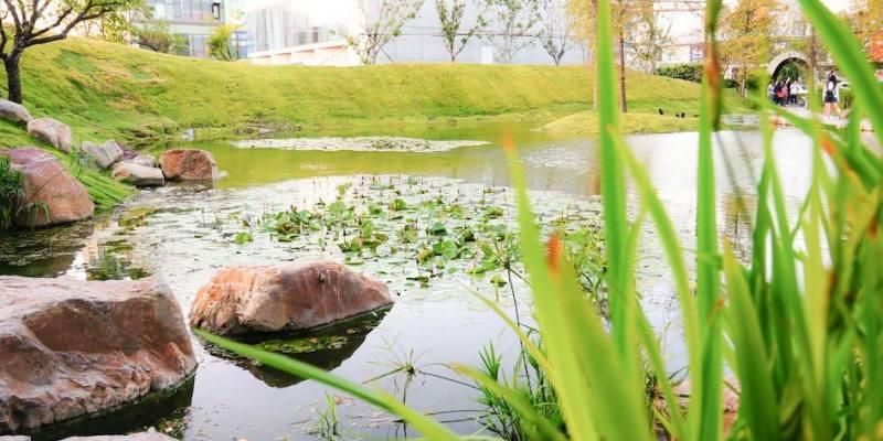 【旅遊】台中旅遊/惠宇一森青-城市中的水漾森林,姐妹們~一起來當網美拍照去