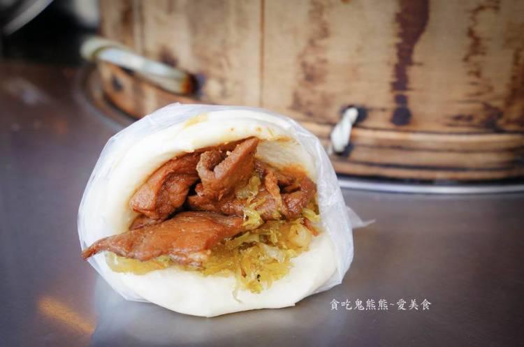 屏東美食 屏東市/割包鳳-虎咬豬,吃過會想念的傳統美味