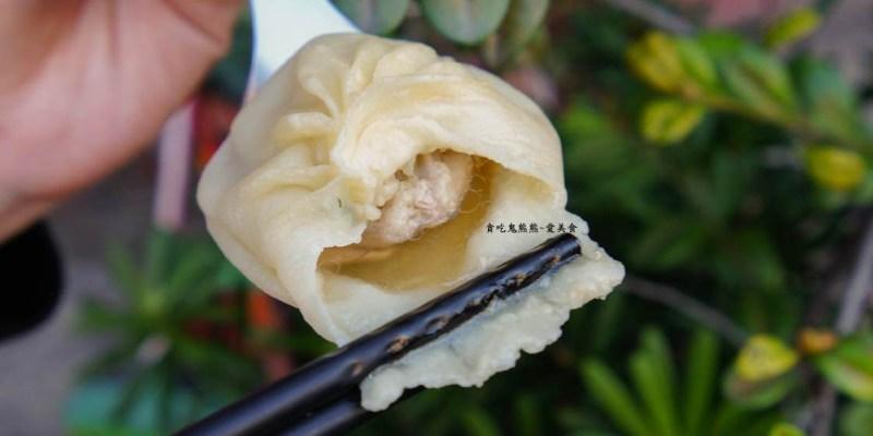 高雄美食 三民區/鼎金手工湯包-平價手桿麵皮現點現蒸水嫩多汁湯包