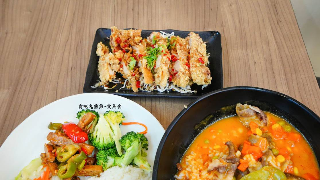 高雄美食 三民區/辛泰王泰式簡餐創意平價美食-花個銅板天天都能吃泰味