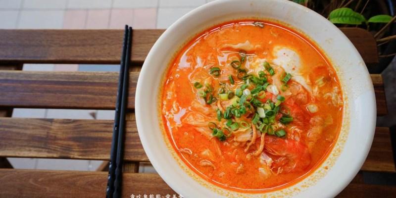高雄三民美食 小松丸-泰式椰香鍋燒意麵