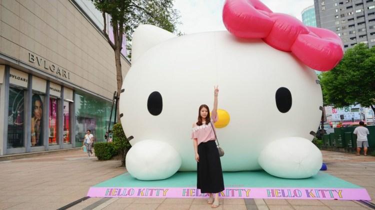 漢神巨蛋週年慶2018Hello Kitty聯名合作-幸福夢想嘉年華樂園