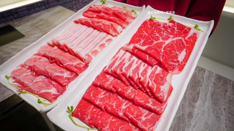高雄三民火鍋 哈肉鍋-好肉鍋物-大肉盤火鍋-XXXL肉盤,犒賞肚肚,麻奶鍋.牛奶鍋.素食鍋好滿足