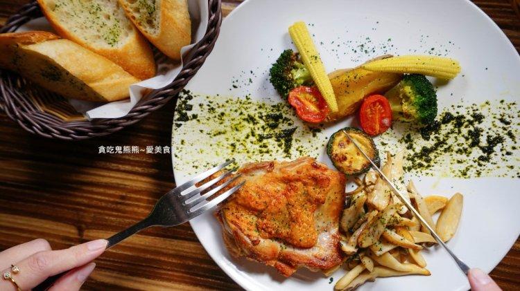 高雄美食 藍慕MuBleu咖啡餐廳-親民價格就能吃到藍帶主廚料理,生活中小確幸