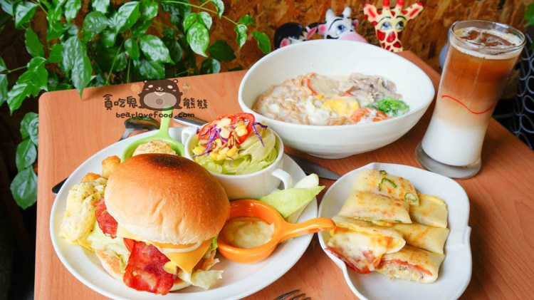 高雄仁武區早午餐 阿鹿家早午餐-童趣感用心手作餐點