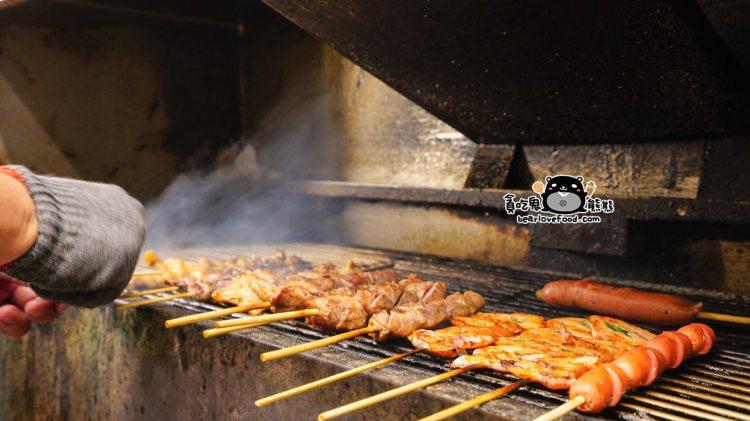 高雄左營區烤肉 杉林行動炭烤餐車-調味不過鹹,火侯掌握得好,還有到府炭烤服務