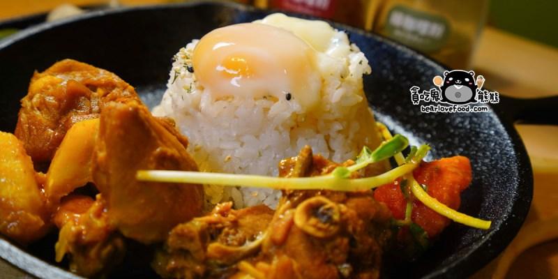 高雄三民區美食 元氣咖哩-適合全家人共享的日式咖哩專賣
