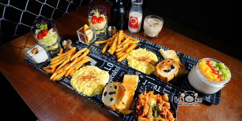 三民區必吃美食 DeliCheese-全時段早午餐拼盤,隨時都能吃到好豐富分享