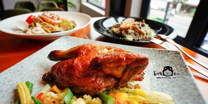 高雄楠梓區美食 獅子山創作餐廳-無服務費超寬敞空間異國創作料理