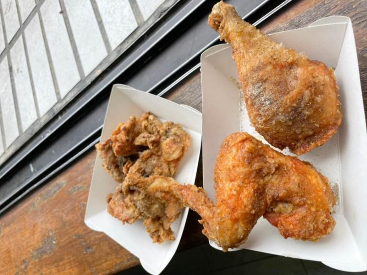 台東美食 藍蜻蜓速食專賣店-台東必吃,營業超過30年的炸雞店