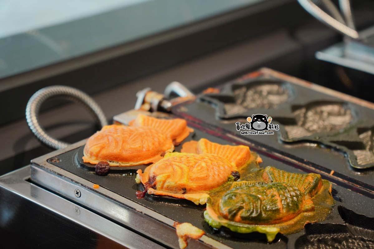 高雄鯛魚燒 一拾三鯛魚燒菓子店-高雄捷運生態園區站附近有店面冷氣散步小吃