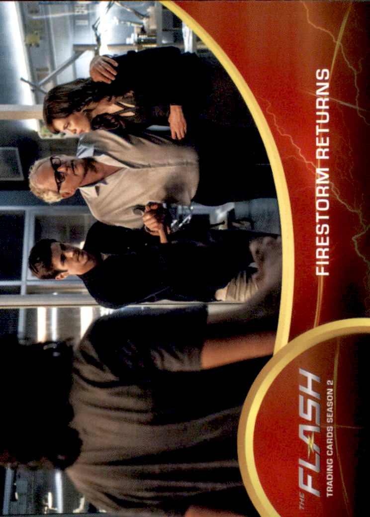 Flash Season 2 List