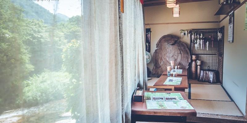 【日本】。山形山寺駅吃蕎麥麵山菜炸物:對面石(山寺対面石餐廳 ) │東北山形餐廳