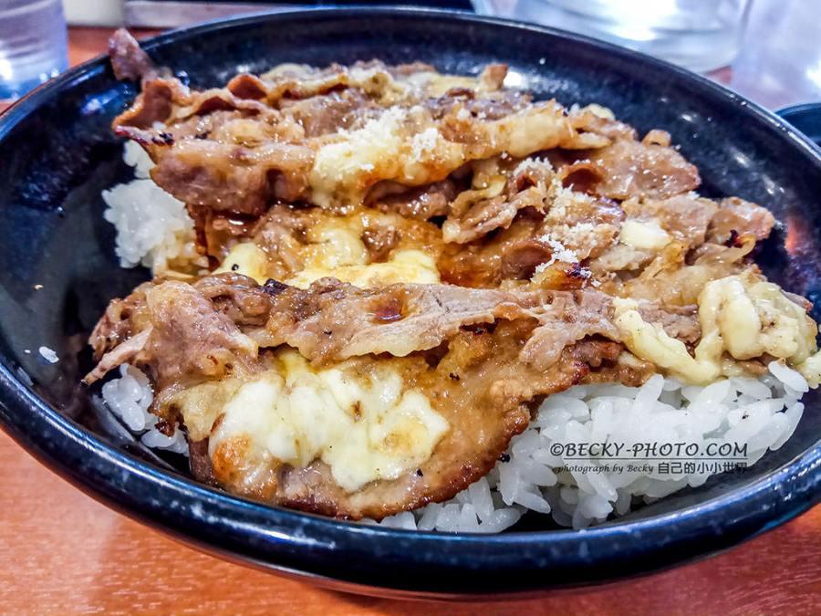 【東京】。近池袋車站餐廳美食: 百元牛丼起士燒肉份量多! 無敵家拉麵厚叉燒