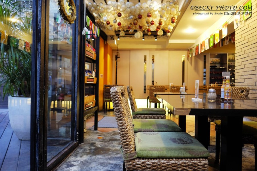【台北】。天母平價餐廳吃氣氛!義大利麵150元起飲料咖啡喝到飽 @味覺義廚館