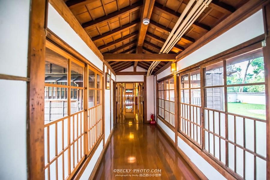 【嘉義】。射日塔頂樓看嘉義市!日式建築史蹟資料館