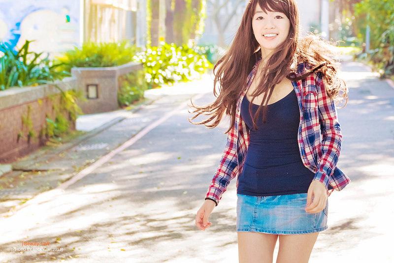 【人像】。Beauty 12W NTU / 苡薰