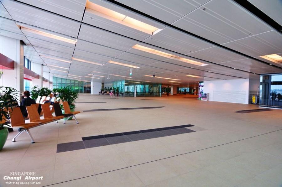 【新加坡】。Changi Airport 樟宜機場