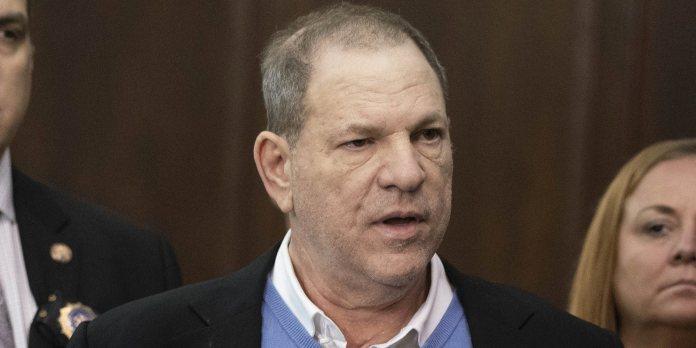 Harvey Weinstein is positive in coronavirus while in prison