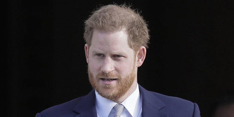 The paranoia that Prince Harry suffered when he was the victim of telephone taps