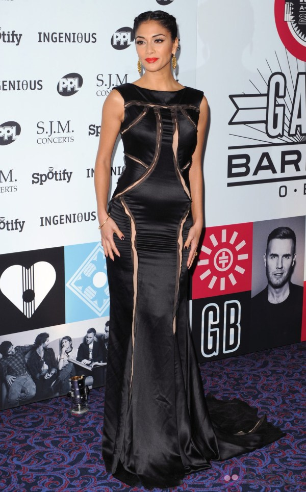 Nicole Scherzinger en la gala Music Industry Trusts Awards ...