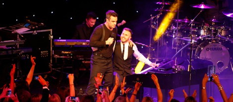 Gary Barlow recoge el Music Industry Trusts Award 2012 ...