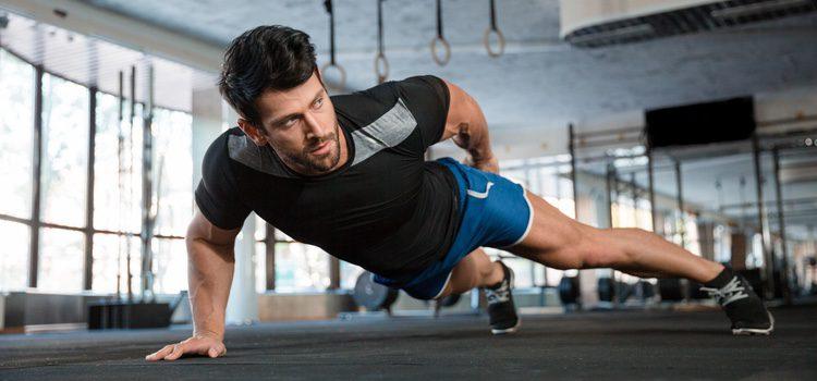 Culto al músculo y al gimnasio