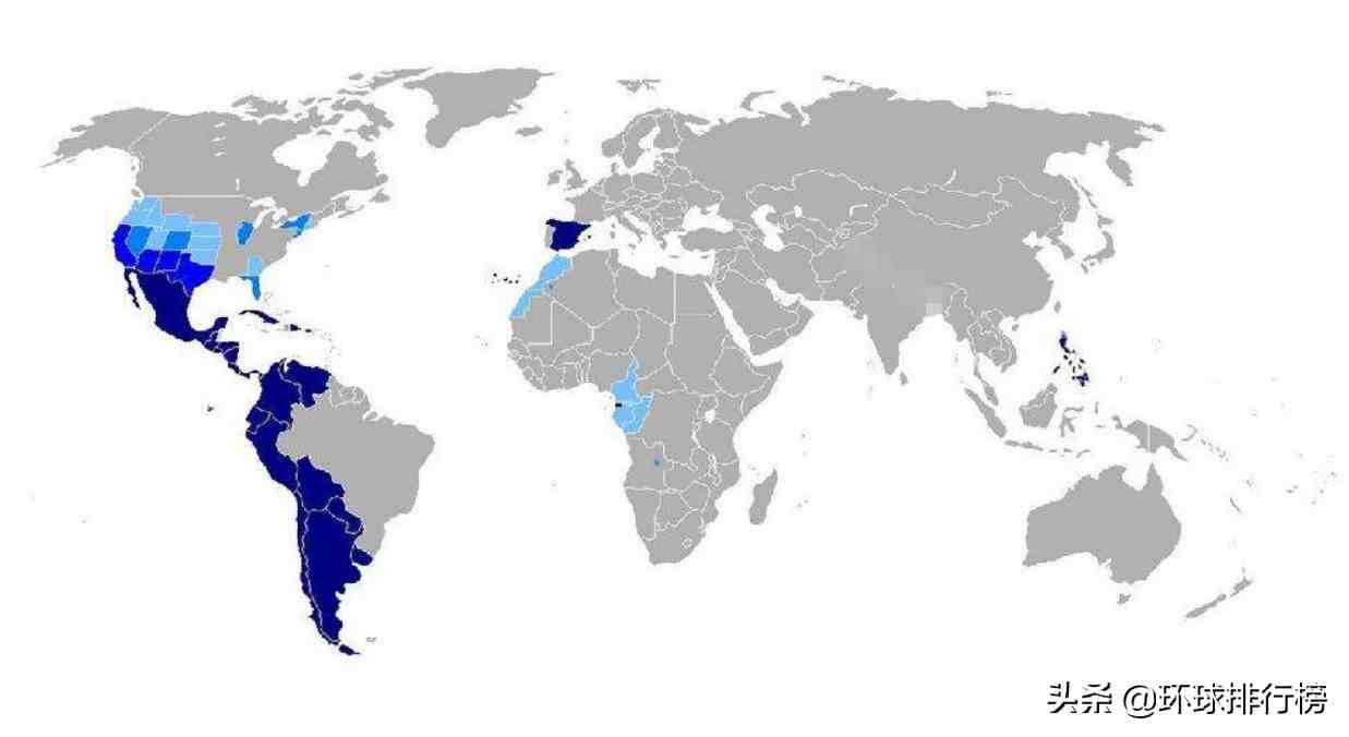 世界使用人数最多的语言排名Top10