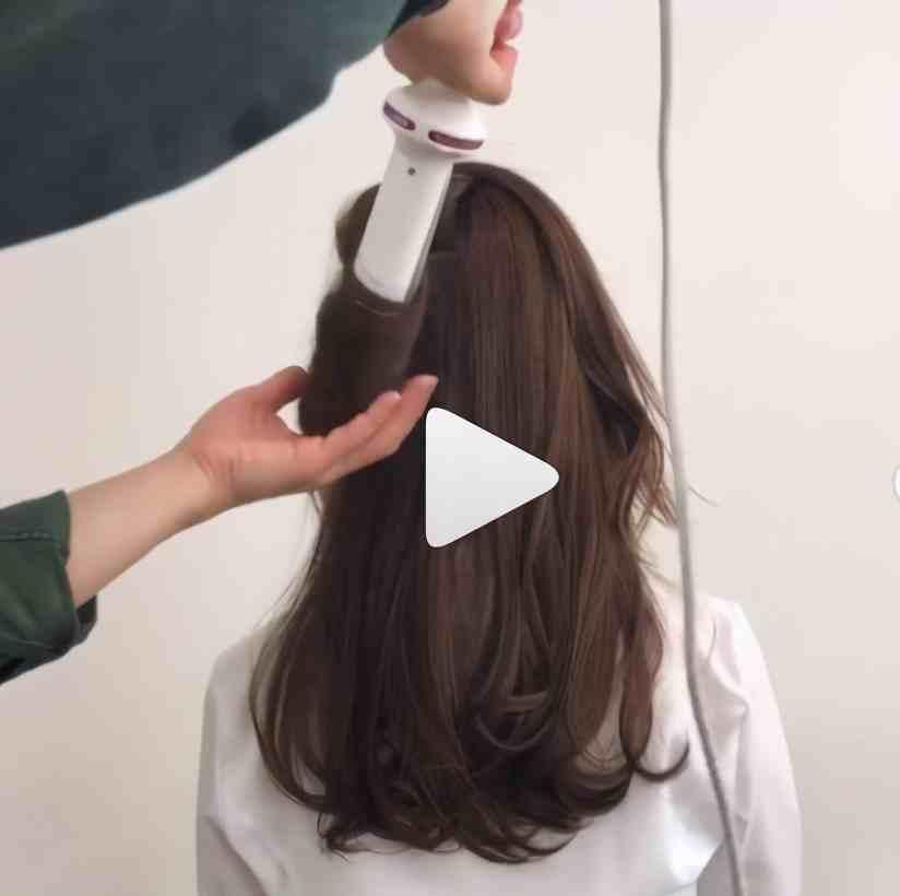 怎么用电棒卷烫出4种卷度?大波浪、蛋卷发每天都是新发型