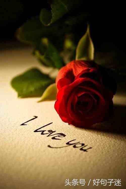 写给男朋友的情话短句,句句感人,让他记住一辈子!