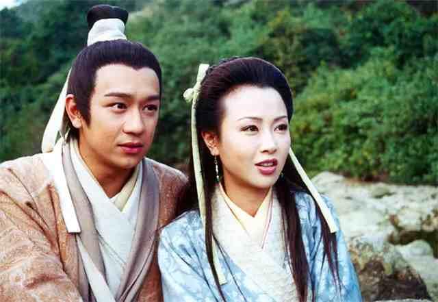 8部TVB经典古装神话剧:陈浩民一人占4部,蓝洁瑛也有一部