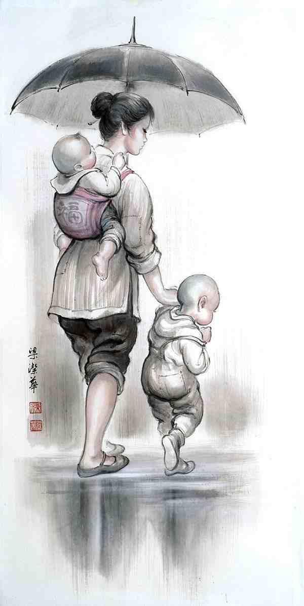 「转载」赞美母亲的名言名句大全