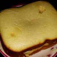 小熊面包机蛋糕的做法步骤
