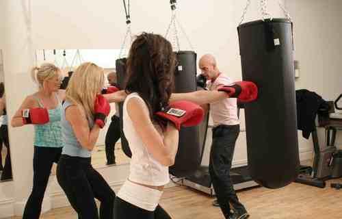 搏击操的健身功效 健身美体又健康