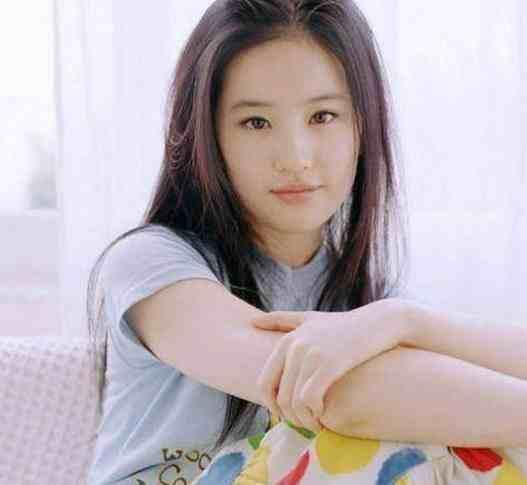亚洲最美5大女神排行榜:刘亦菲垫底,第一名的实至名归