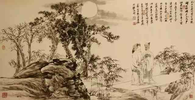 写明月最著名的10首诗词,欲上青天揽明月