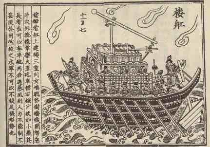 历史上真实的露梁海战到底是什么样的