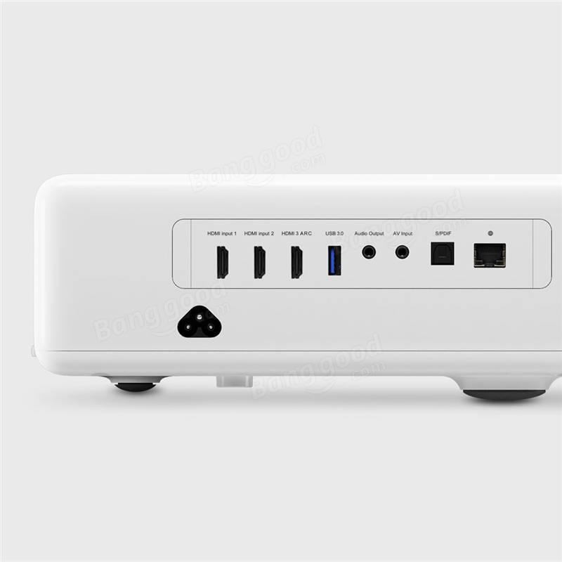 Xiaomi Mi Mijia Laser Projector 5000 Lumens أندرويد 60 Alpd 30 4k 2gb 16gb Bluject Prejector English رواية