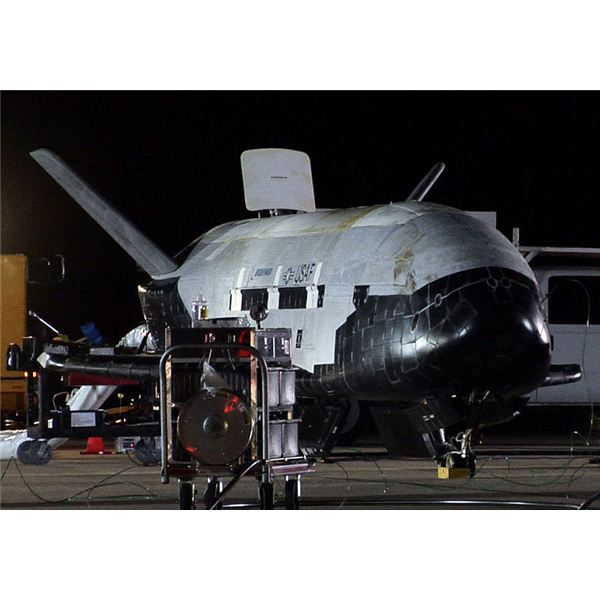 The X37B Space Plane Brief History Mission and the Future of the Program