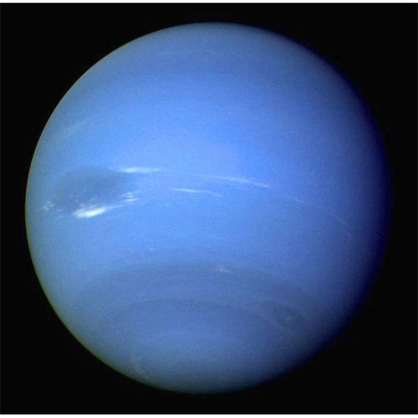 Why is Neptune Blue Information and Facts about Neptunes