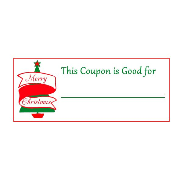 Creating Your Own Christmas Coupons Using Adobe Illustrator